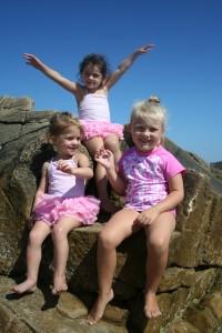 Emily, Elle & Maggie